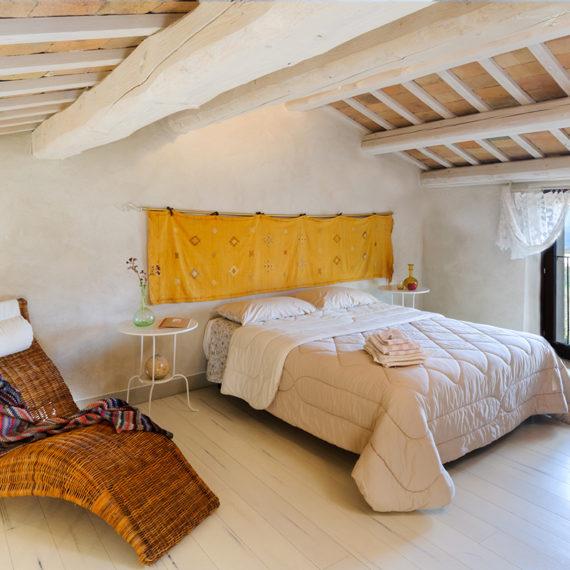 Camere luminose e accoglienti - Pomarancio B&B